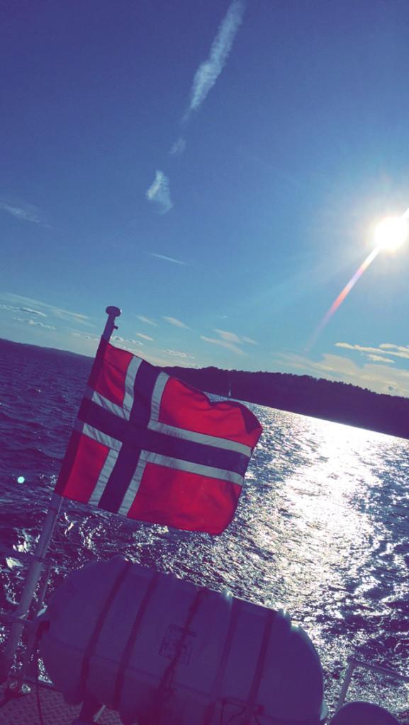 øyhopping norge