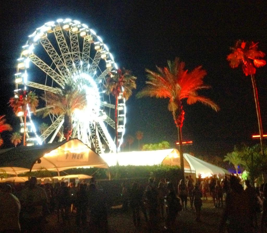 coachella by night 2014