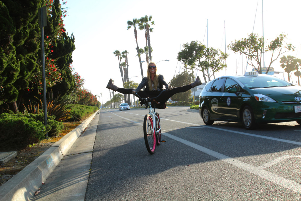merete gamst sykkel 1