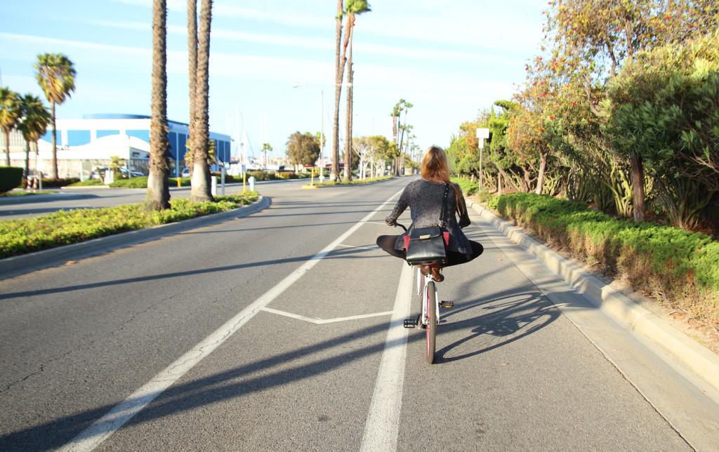 sykkel yoga
