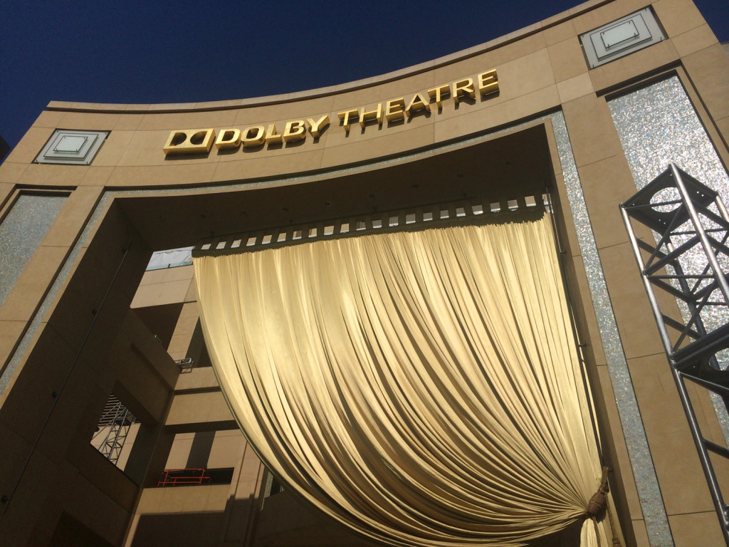 dolby theatre the oscars