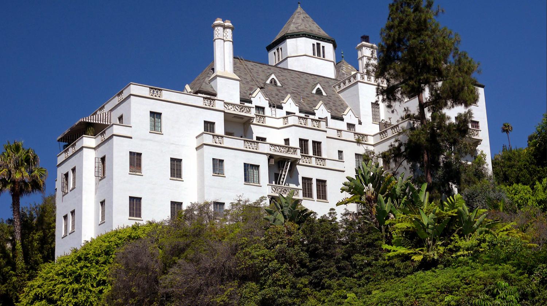 chateau marmont lunsj
