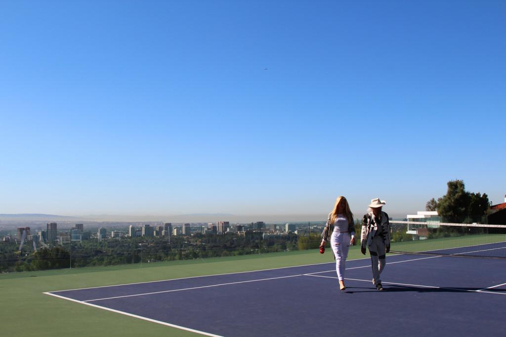 goldstein tennis court