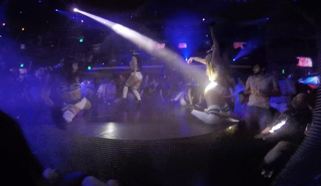 eleven miami dancers