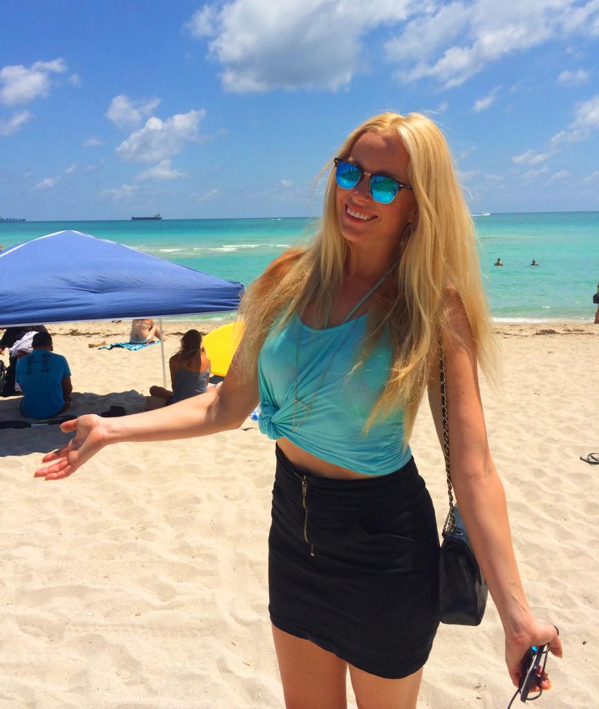 merete gamst miami beach
