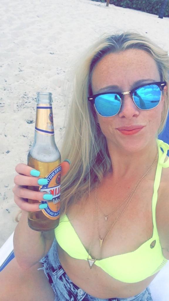 Merete Gamst Bahamas reise