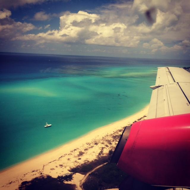 Bahamas Bimini flight