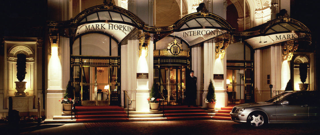 intercontinental mark hopkins