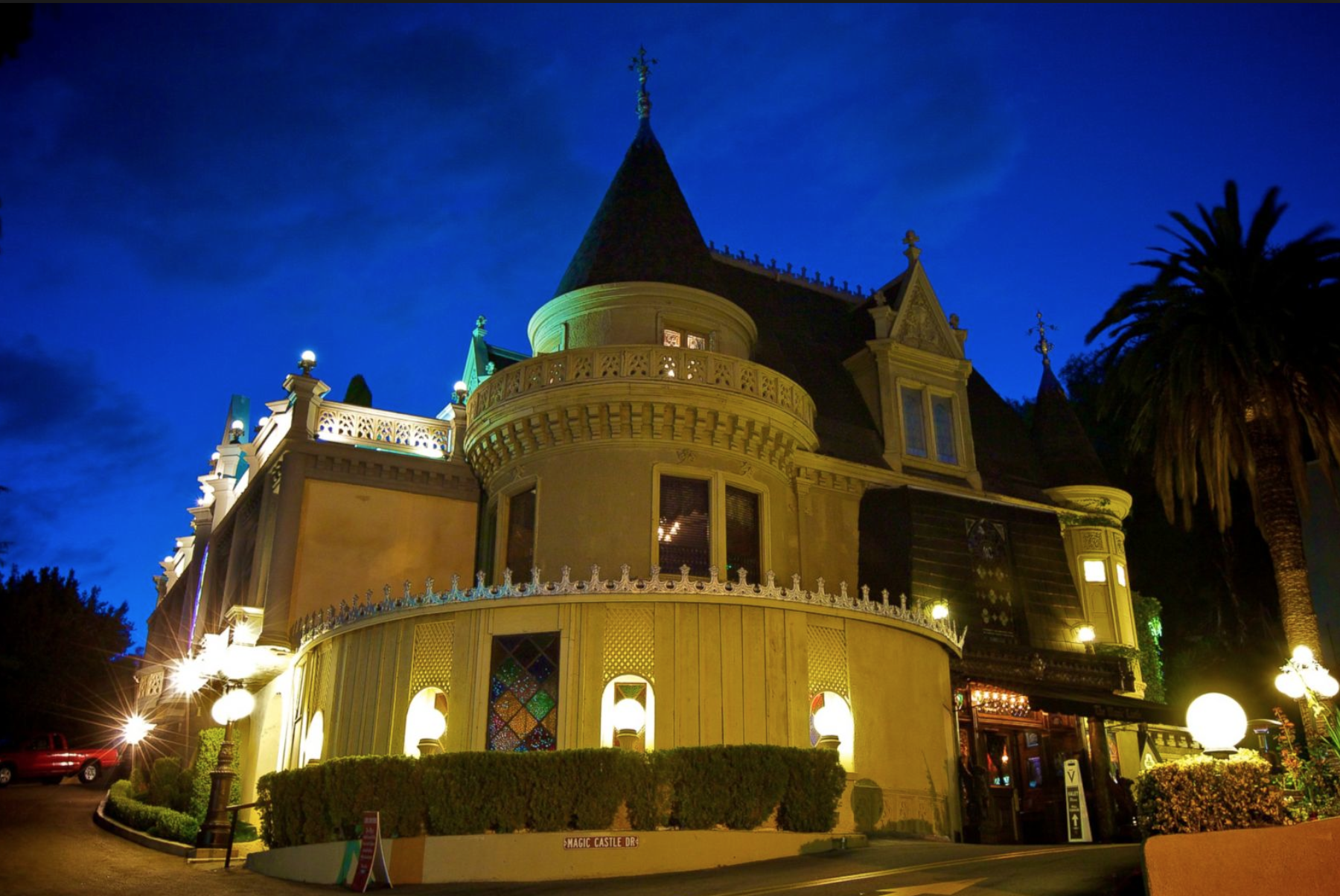 Magic Castle Los Angeles