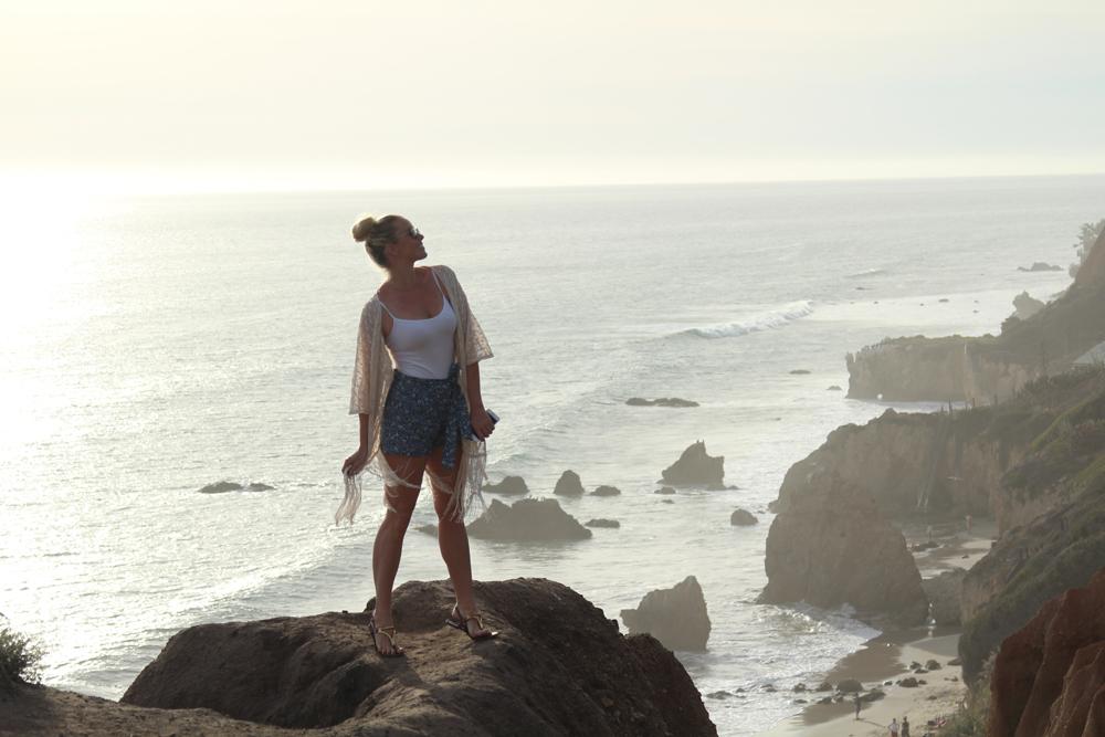 Amazing beaches in CaliforniaINST