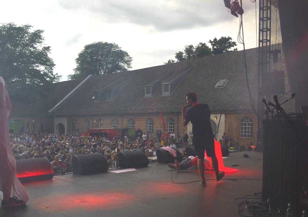 Andreas Ihlebæk, Pen Jakke, Gode Ånder, Månefestivalen 2016