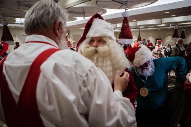 Andreas nisse-elev, julenisseskolen