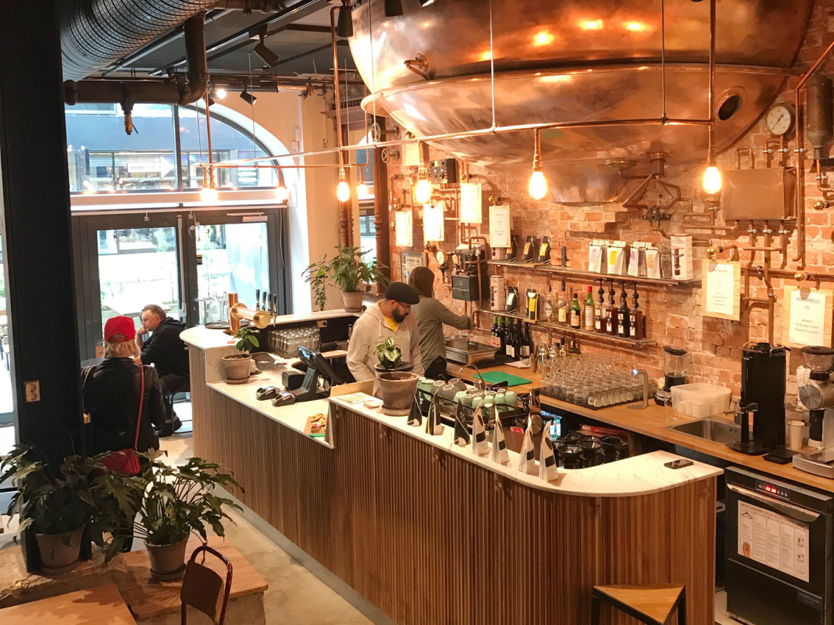 Brygg-Oslo-bar