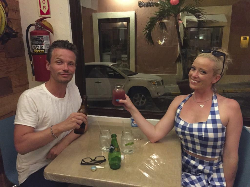 Deaverdura, Merete Gamst, Positivista, Old San Juan, travel blog, reiseblogg, mat, restaurant 1