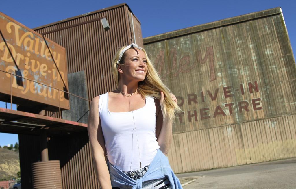 Drive in theatre California reiseblogg Positivista roadtrip Highway 1 7