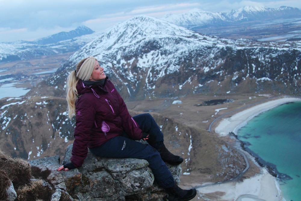 Fjelltur Lofoten beste turene reiseblogg