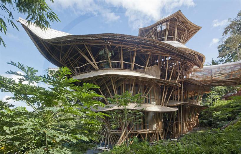 Green Villa, Bali, positivista, norsk reiseblogg, hotelltips, trehytter