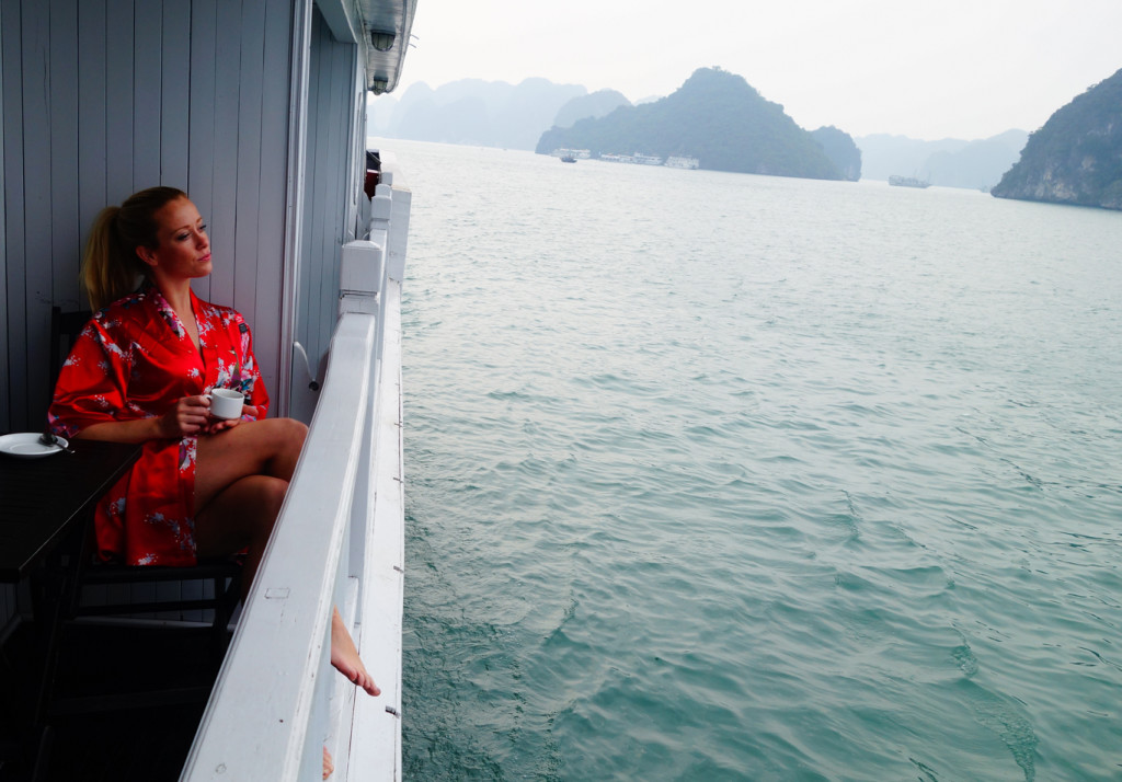 vietnam halong bay hanoi positivista travel blog