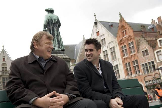 In Bruges, Positivista