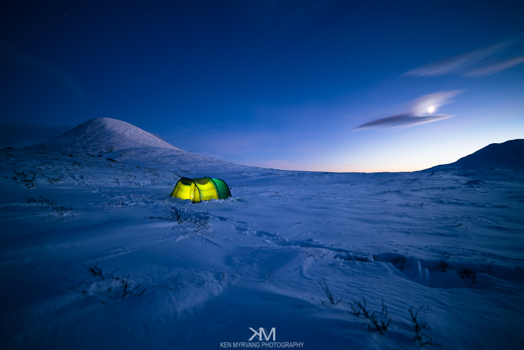 Ken Rune Myrvang FOTO Rondane