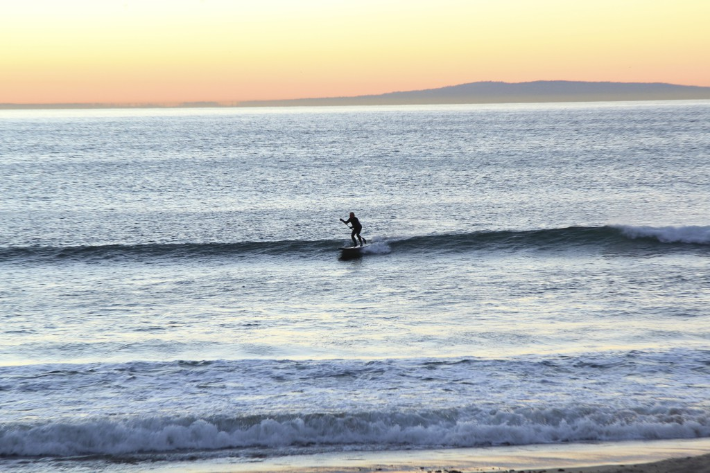 Malibu Positivista Reiseblogg Surf 11