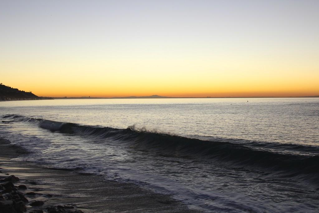 Malibu Positivista Reiseblogg Surf 12