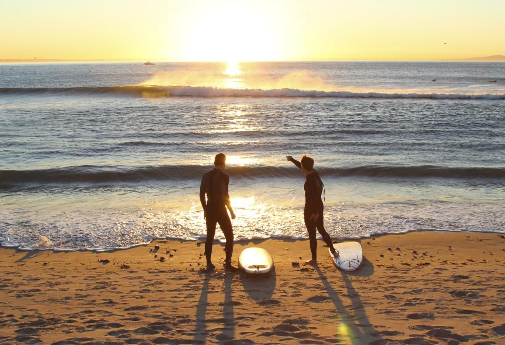 Malibu Positivista Reiseblogg Surf 2