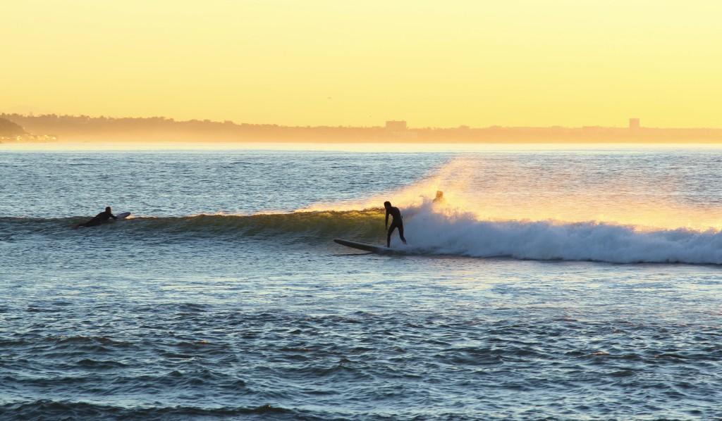 Malibu Positivista Reiseblogg Surf 4
