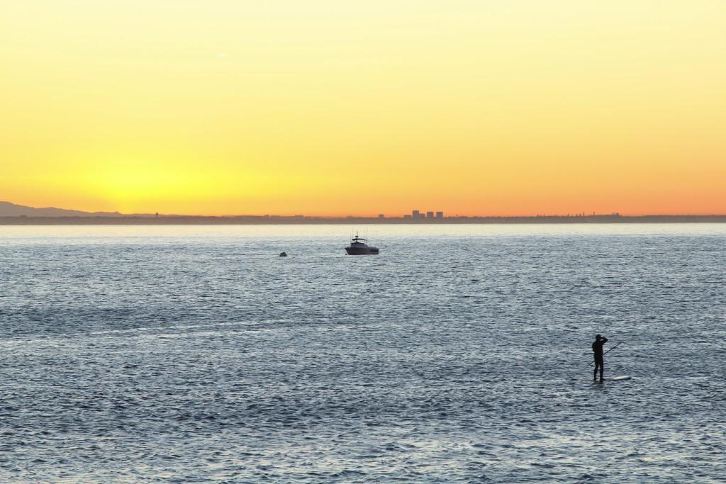 Malibu Positivista Reiseblogg Surf 9