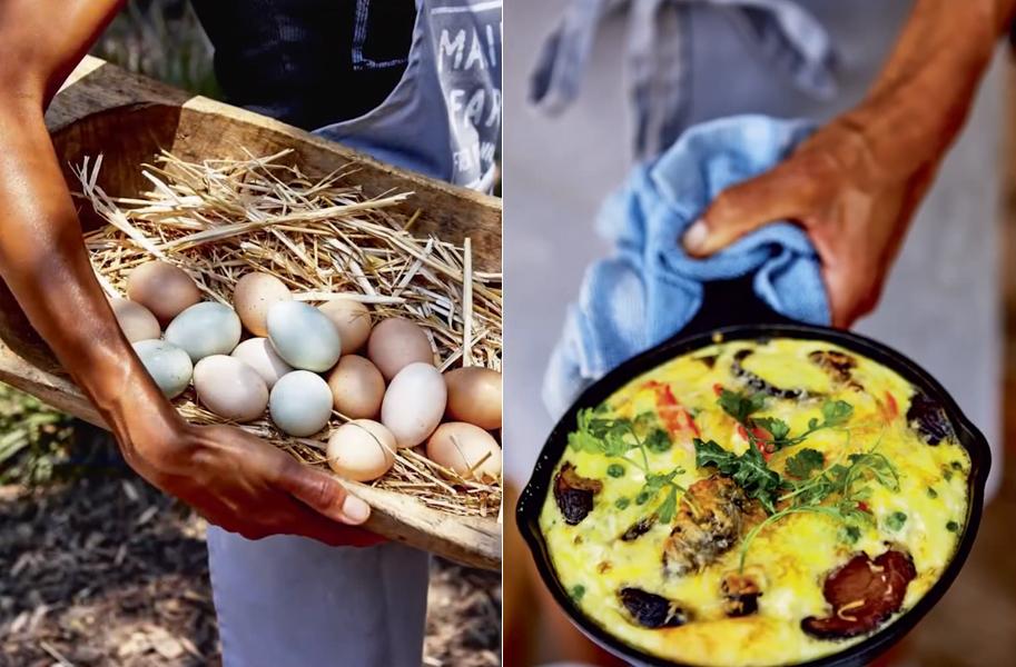 Malibu farm eggs restaurant cookbook