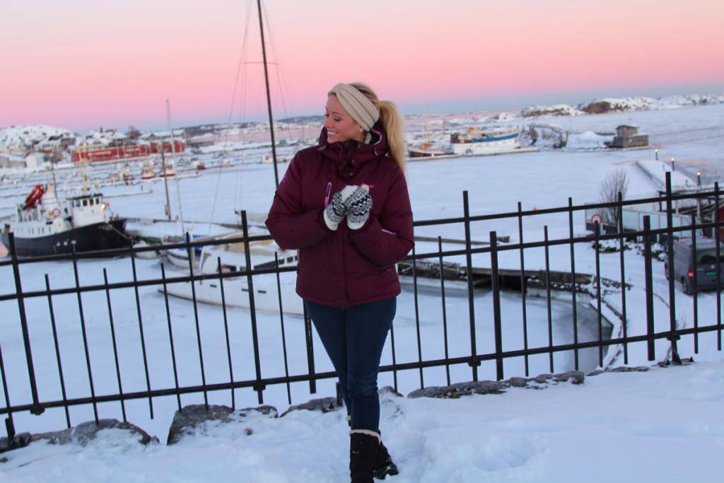 Merete Gamst Larvik Kommune blogger