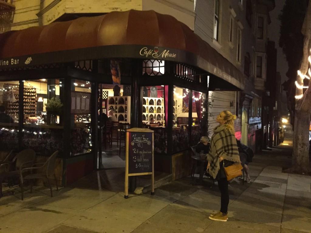 Merete, Hyde Street vinbar