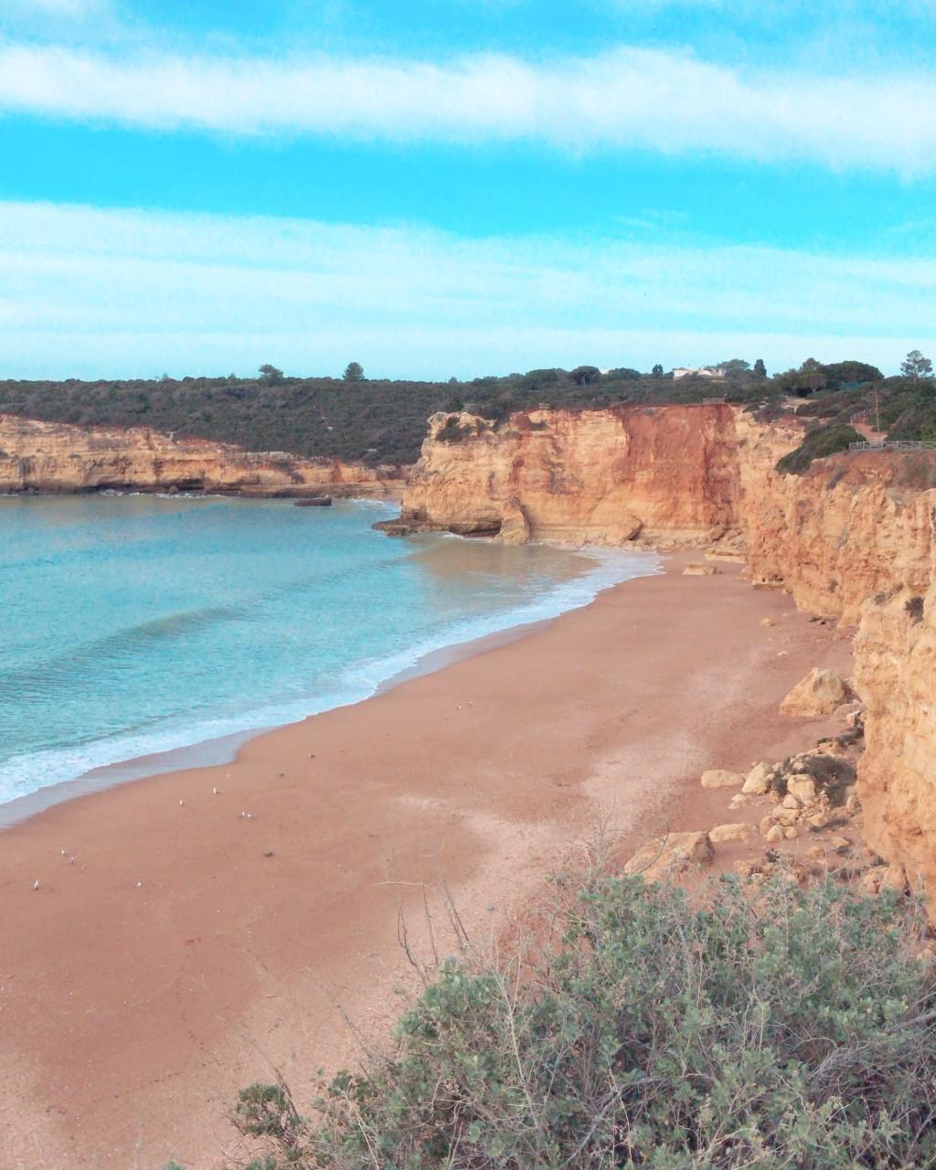 Reise til Algarvekysten
