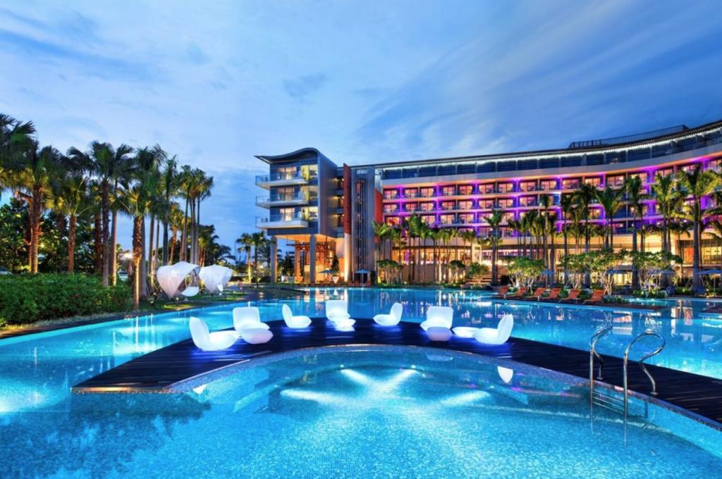 Sentosa island W hotel