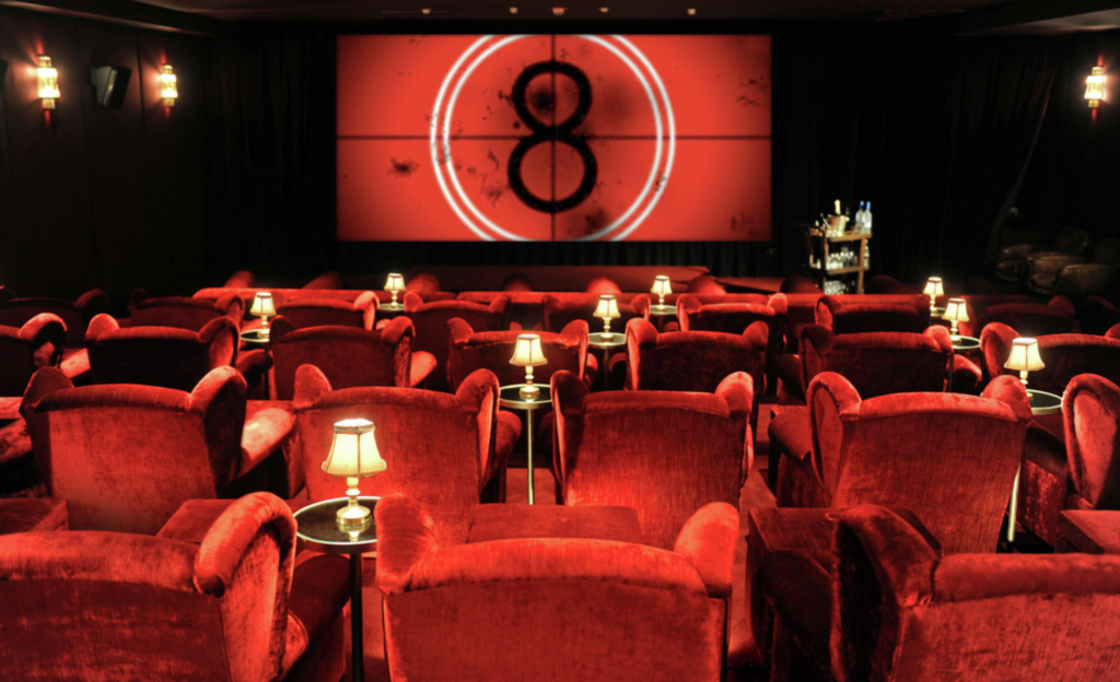 Soho house movie there
