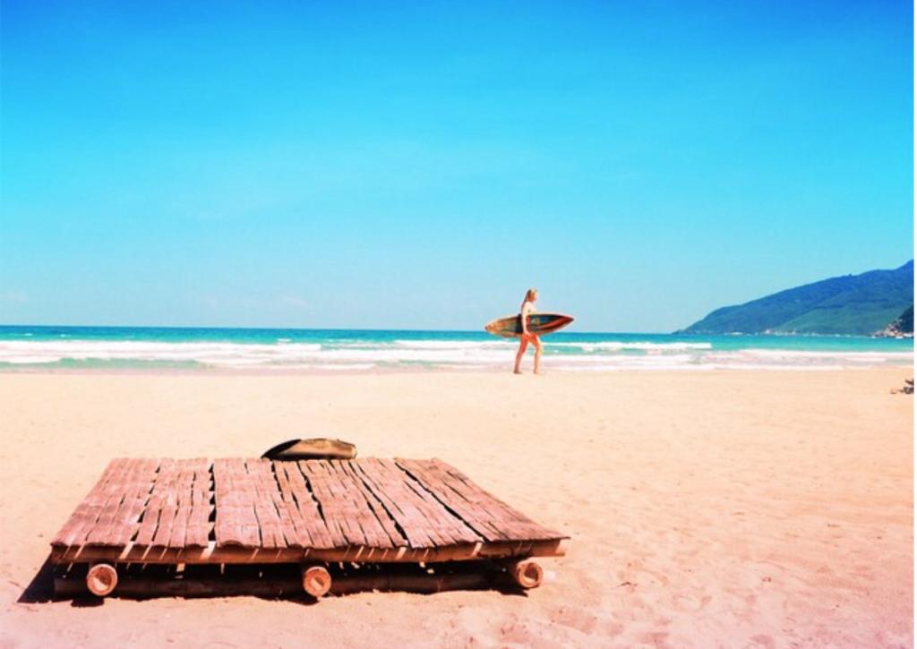 merete gamst surf vietnam