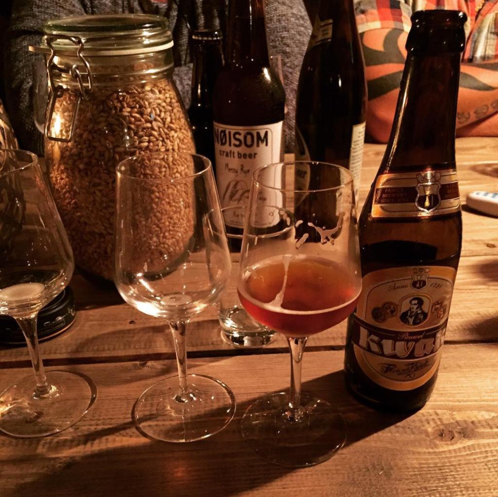 ølsmaking ølakademiet