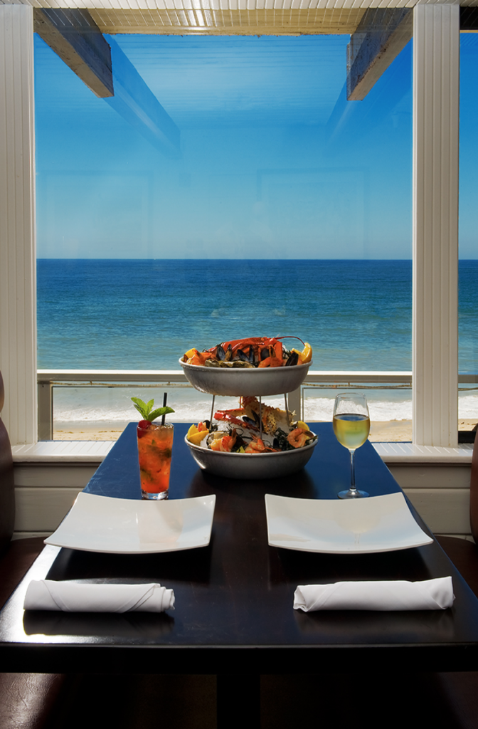 beach restaurant los angeles