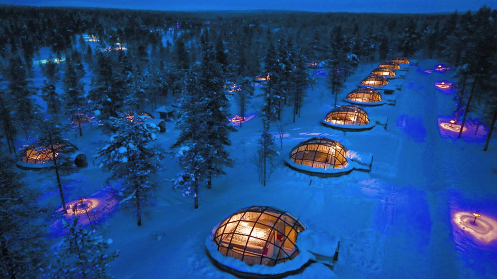 nordlys hotell finland