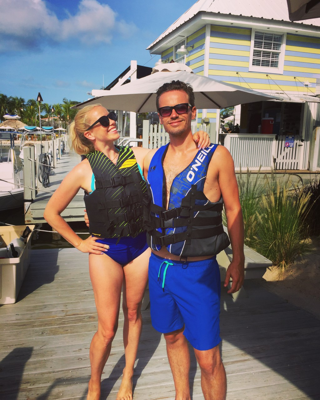 Vannscooter moro i Key West reisetips florida reiseblogger merete gamst positivista