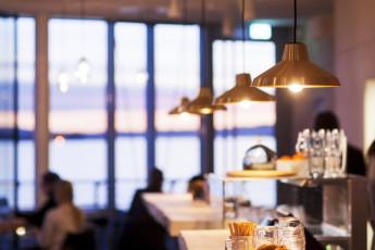 Vingen Bar Oslo utsikt fantastisk