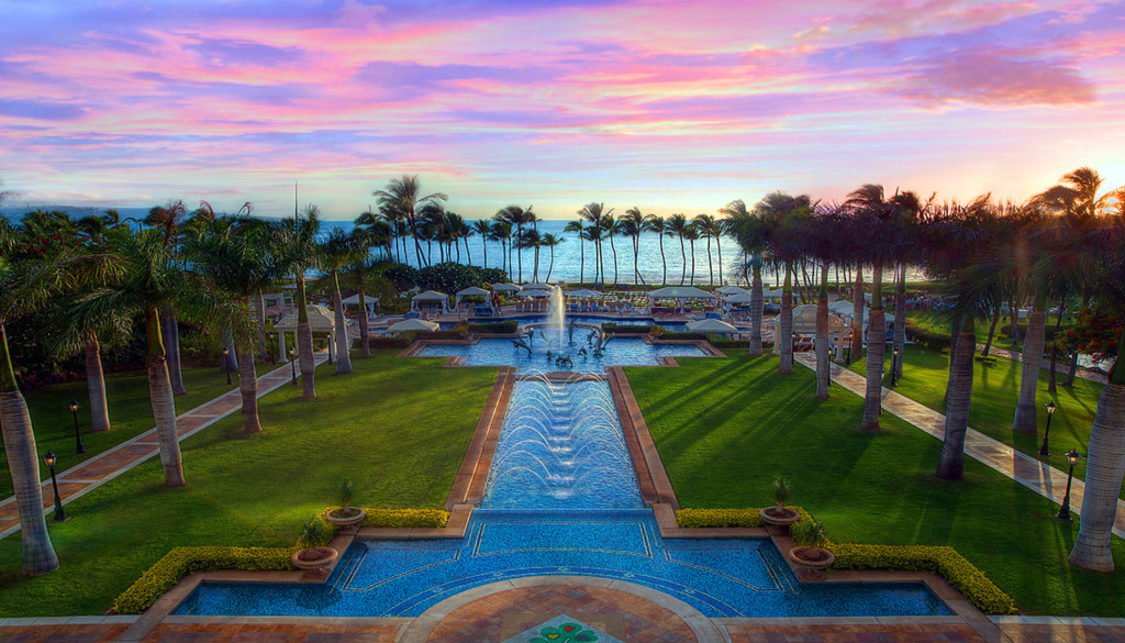 amazing hotels maui hawaii2