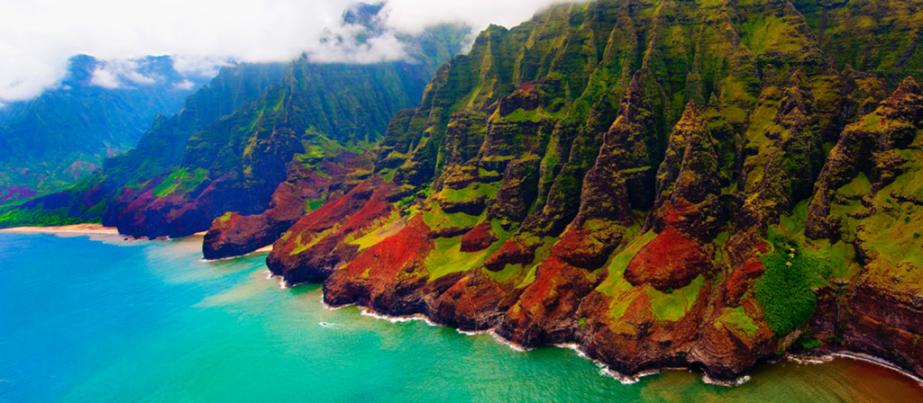 amazing nature hawaii