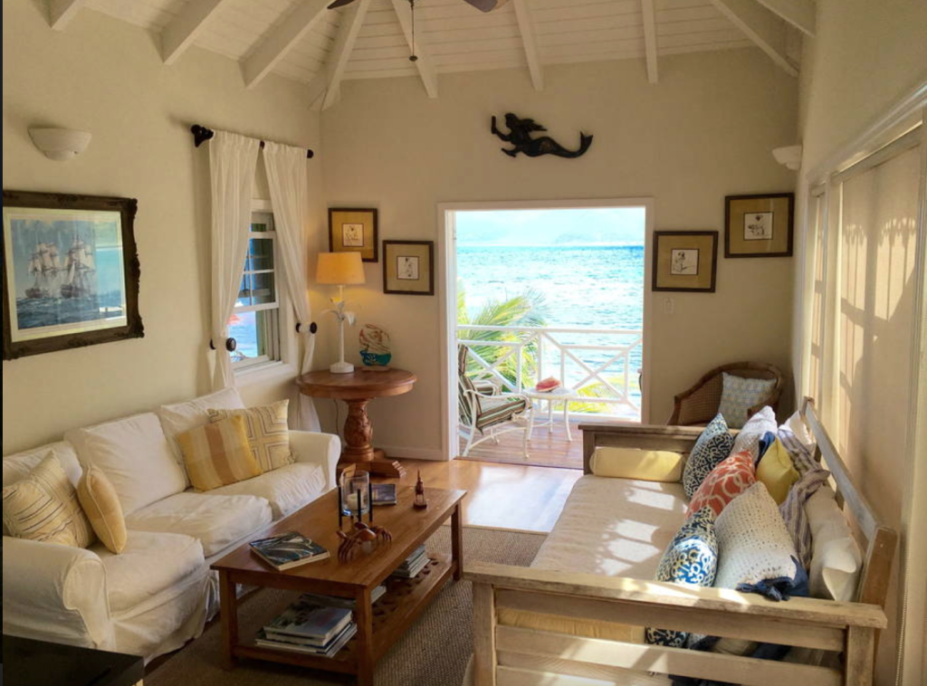 beach house st kitts nevis caribbean airbnb