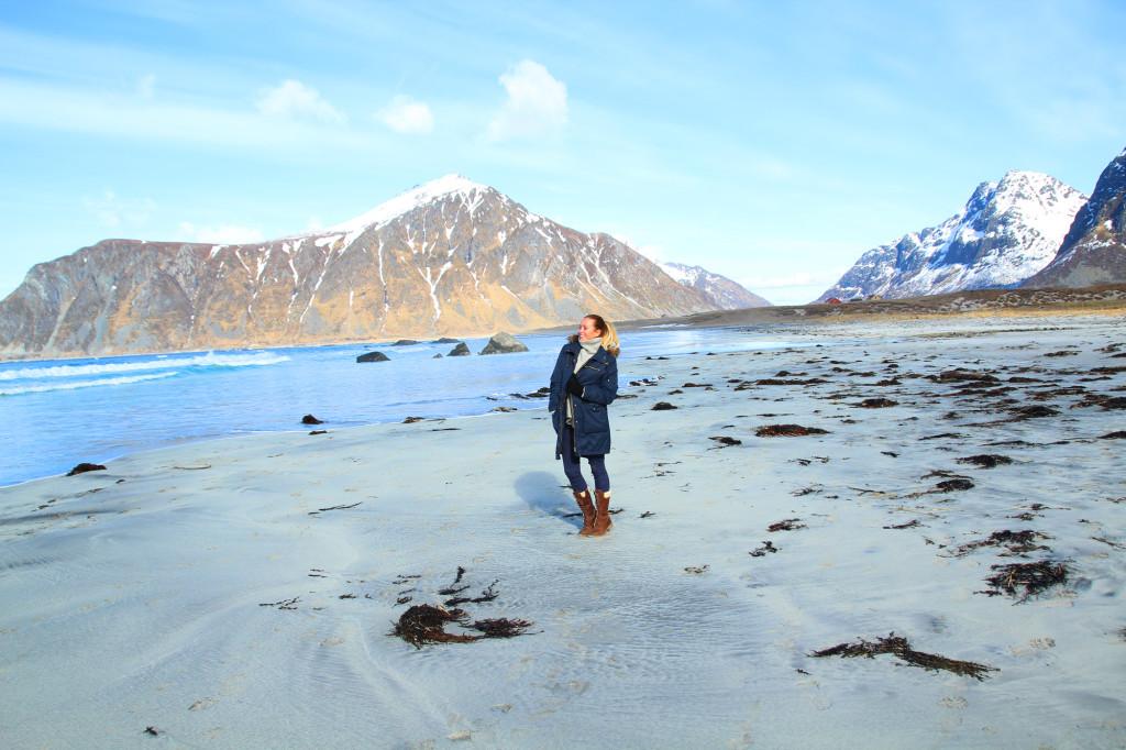 best beaches in Norway
