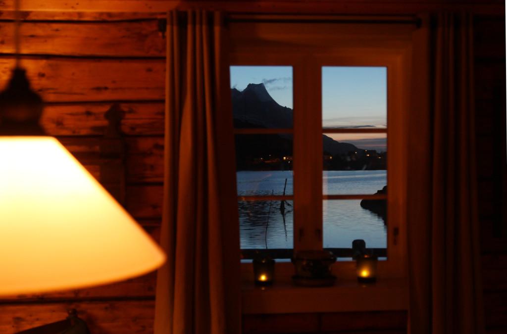 best rorbu experience norway lofoten hotel