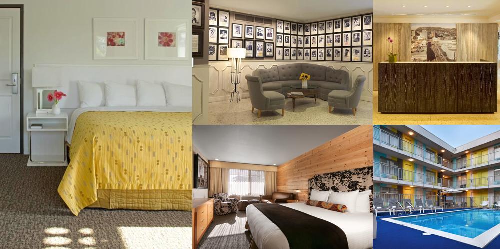 best western budget hotel LA