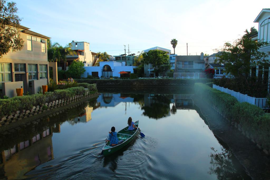 canal venice beach