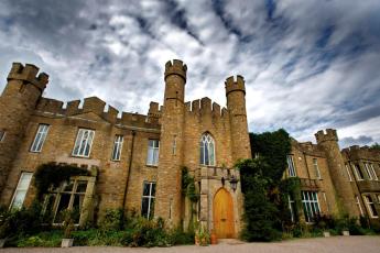 engelsk slott downton abby