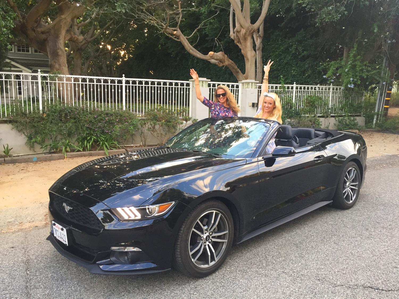 Enterprise Mustang Convertible